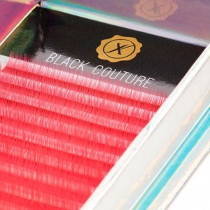 Candy Couture Lashes, Banana Split, C-Mix, 6-14, 0.007 mm