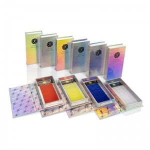 Candy Couture Lashes, Watermelon, C-Mix, 6-14, 0.007 mm