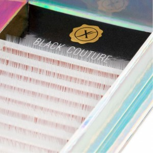 Candy Couture Lashes, Whipped Cream, C-Mix, 6-14, 0.007 mm