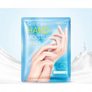 Håndmaske med Aloe Vera ekstrakt, 10 x 2-styks pakning