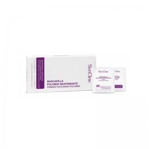 SkinClinic Firming Face Mask Polymer, Peel-off maske, 10 stk