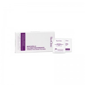 SkinClinic Purifying Face Mask For Oily Skins Polymer, Peel-off maske, 10 stk