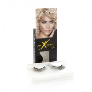 Lash eXtend Strip Lashes, Fluffy Natural
