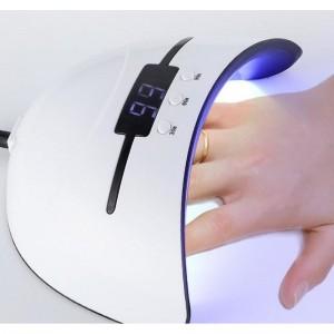 UV-lampe til negle, LED