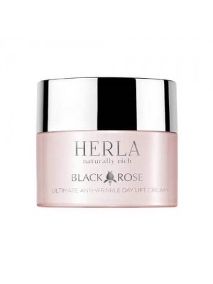 Black Rose Ultimate Anti-Wrinkle Day Lift Cream, HERLA, 50 ml