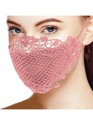 Blondemaske, pink