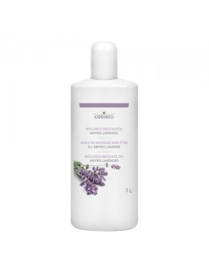Wellness Massageolie, Cosimed Amyris-Lavendel, 1 L