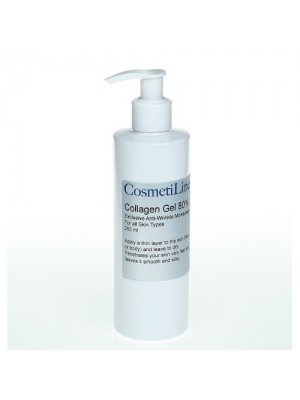 Collagen Gel 80%, CosmetiLine, 250 ml
