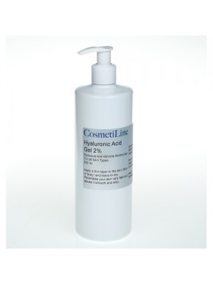 Hyaluronsyre serum Gel, CosmetiLine, 500 ml