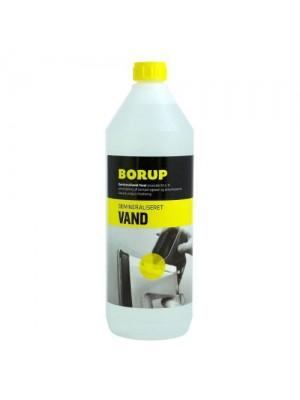 Deminelraliseret vand, 1 L