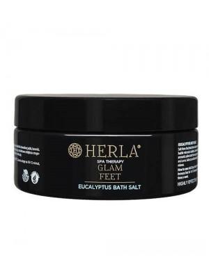 Glam Feet Eucalyptus Bath Salt, HERLA, 300 ml