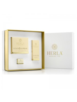 HERLA Gold Supreme Gaveæske 1