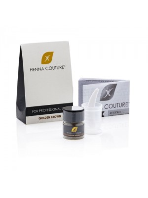 Henna Couture Golden Brown