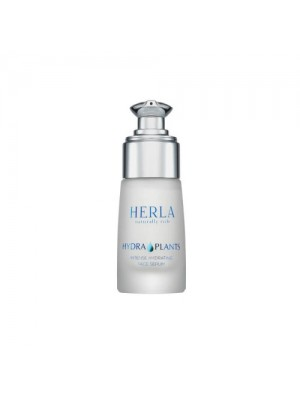 Hydra Plants Intense Hydrating Face Serum, HERLA, 30 ml