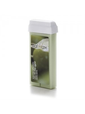 ItalWax vokspatron Olive, 100 ml