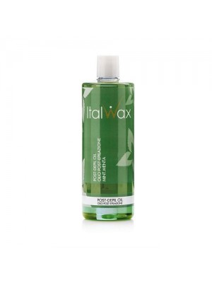 ItalWax Post Depil Oil Mint, 500 ml