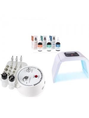 Diamantsliber, NV-108S inkl. Omega Lysterapi og CosmetiLine Serum Kit