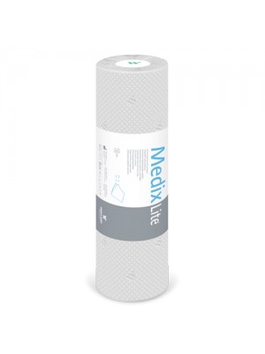 Lejepapir, MedixPro Lite, 0,6x50 m, hvidt