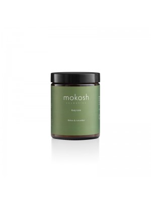 Body Balm Melon & Cucumber, 180 ml, Mokosh