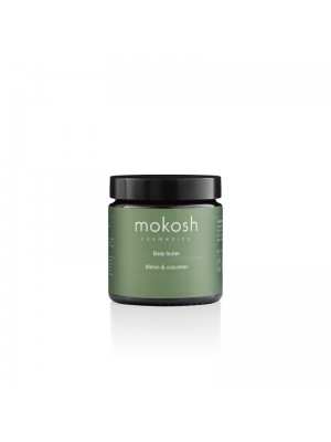 Body Butter Melon & Cucumber, 120 ml, Mokosh