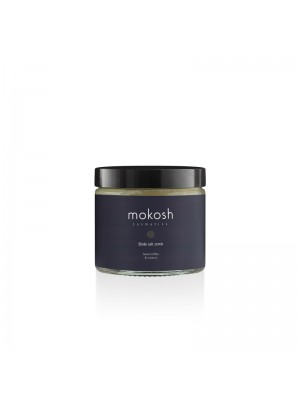 Body Salt Scrub Green Coffee & Tobacco, 300 g, Mokosh