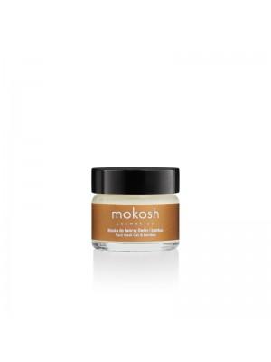 Lifting Face Mask - Oat & Bamboo, 15 ml, Mokosh