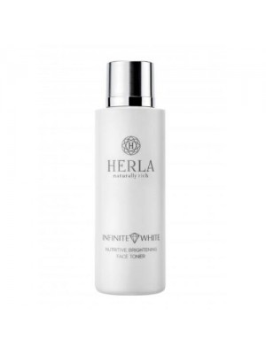 Infinite White Nutritive Brightening Face Toner, HERLA, 200 ml