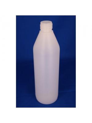 Plastikflaske, 500 ml, natur
