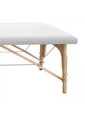 PU-cover til massagebriks, 65-80x200, Hvid
