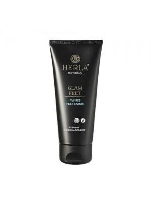 Glam Feet Pumice Feet Scrub, HERLA, 200 ml
