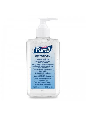 Hånddesinfektion Gel, Purell Advanced, 300 ml