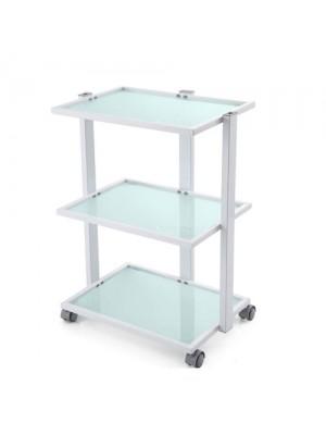 Rullebord W2 med 3 glasplader