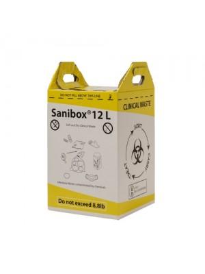 Sanibox, 12 Liter