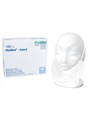 Skægnet / Skægmaske, 100 stk