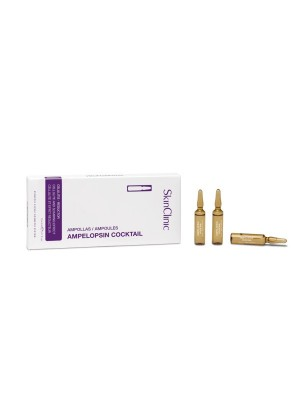 SkinClinic Ampelopsin Cocktail Ampoules, 10 x 5 ml
