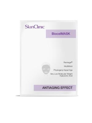 SkinClinic Biocelmask Antiaging Effect, 1 stk