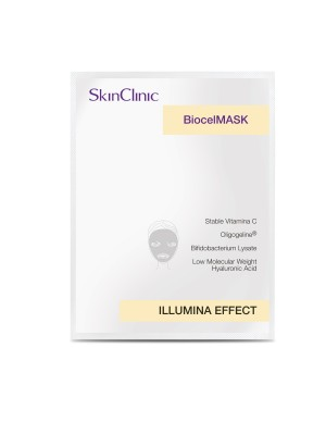 SkinClinic Biocelmask Illumina Effect, 1 stk