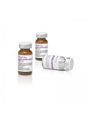 SkinClinic Antiaging Peptide HA 1% Vial, 5x 5 ml hætteglas