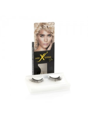 Lash eXtend Strip Lashes, Fluffy Dramatic