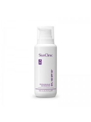 SkinClinic SYL 100 SPF50+, 200 ml, Solcreme