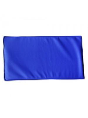 Underlag til massagebriks, blå