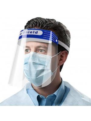Ansigtsvisir, Face Shield, 10-styks pakning