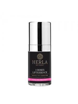 3 Roses Wrinkle Eye Corrector, Herla, 15 ml