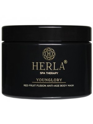 Younglory Red Fruit Fusion Anti-aging Cream Body Mask, HERLA, 450 g