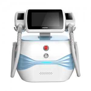 Cosmetiline Cryo Lipo 2x360, Fedtfryser med 2 håndtag. Depositum ved leje.