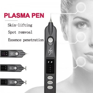 Beauty Monster Plasma Pen, Sort