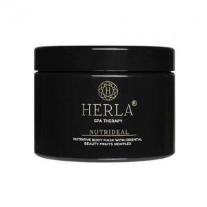 Nutrideal Nutritive Body Mask with Oriental Beauty Fruits Newplex, HERLA, 450 g