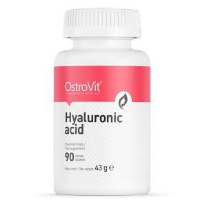 Hyaluronic Acid, 90 kapsler, OstroVit