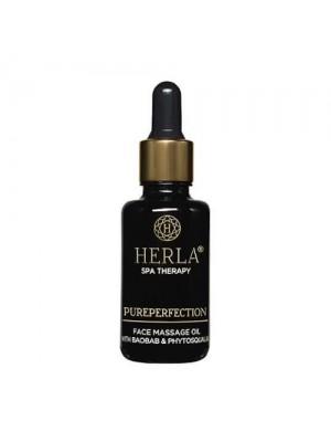 Pureperfection African Baobab + Phytosqualan Face Massage Oil, HERLA, 30 ml
