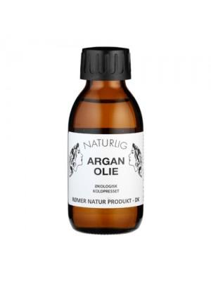Økologisk Argan Olie, Rømer, 100 ml